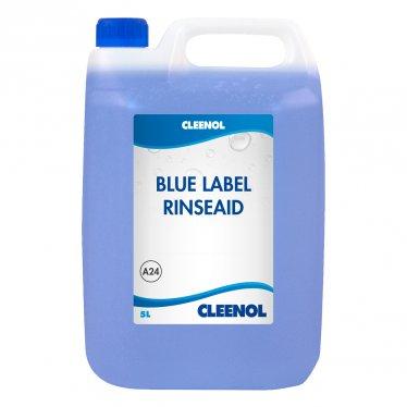 Cleenol Blue Label Rinse Aid - 5L