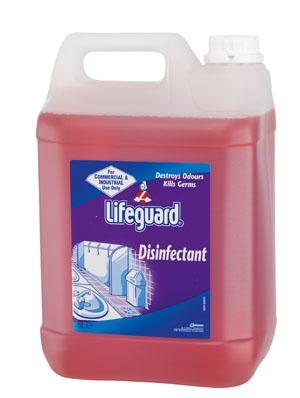 Lifeguard Disinfectant - 5L
