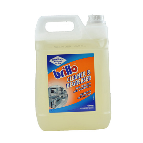 Brillo Concentrate Cleaner & Degreaser