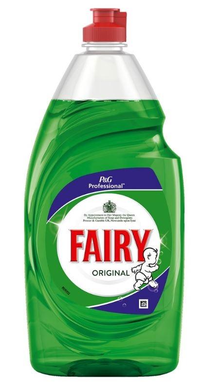 Fairy Washing Up Liquid - 900ml-0