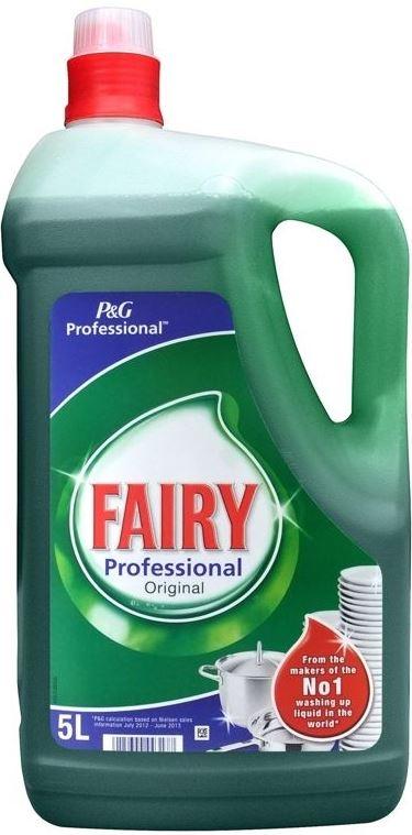 Fairy Expert Washing Up Liquid - 5L-0