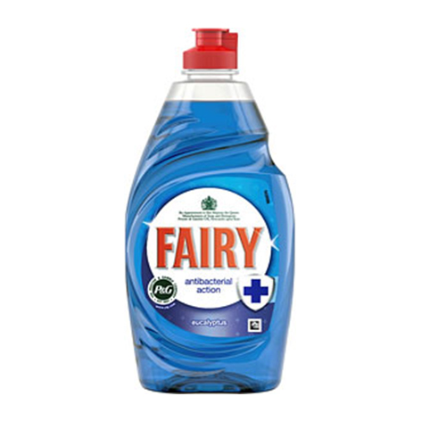 Fairy Anti Bacterial Washing Up Liquid - 750ml