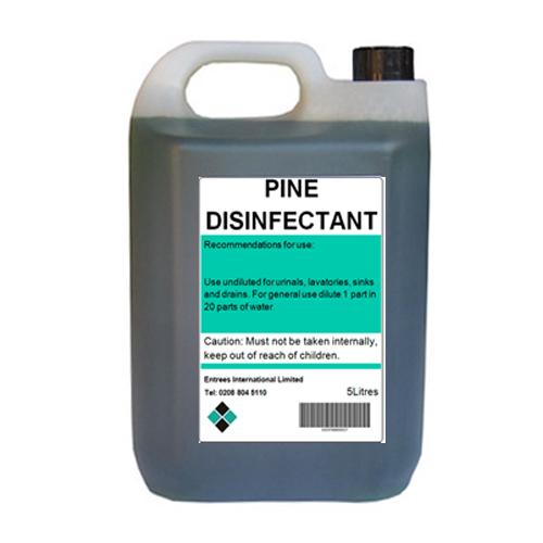 Pine Disinfectant - 5L