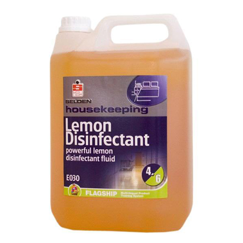 Selden Powerful Lemon Disinfectant - 5L