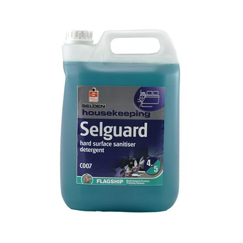 Selden Selguard Bacterial Detergent - 5L