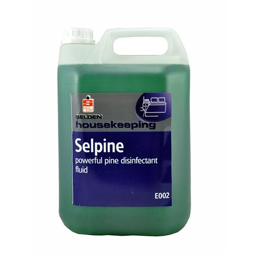 Selden Selpine Disinfectant - 5L