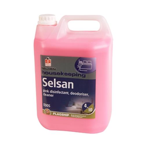 Selden Selsan Deodoriser Disinfectant - 5L