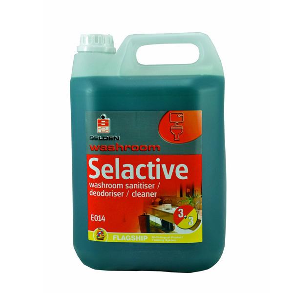Selden Selactive 3 in 1 Disinfectant - 5L