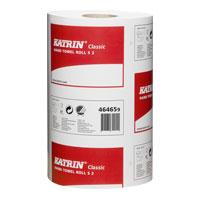 Katrin S2 Plus 2-Ply White Mini Centrefeed Roll 464659 - Case of 12