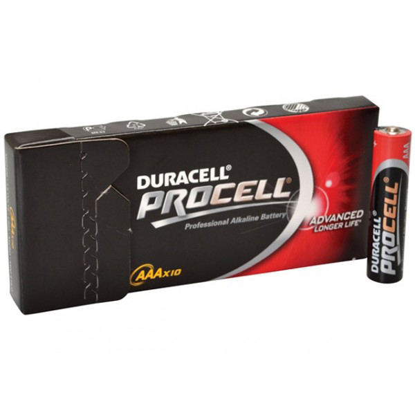 Duracell AAA Batteries - Pack of 10
