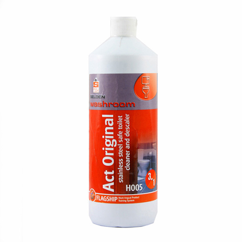 Act Toilet Cleaner - 12 x 1L