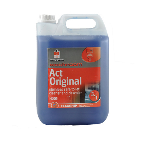 Act Toilet Cleaner - 5L