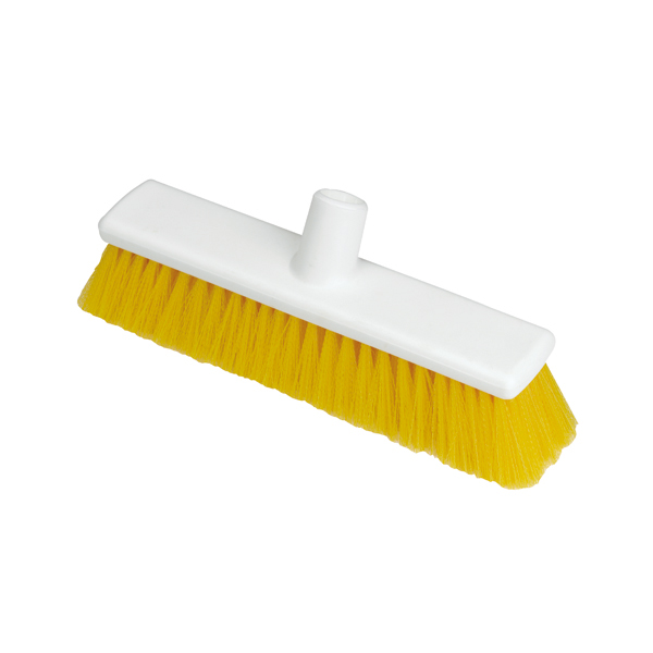 "12"" Soft Hygiene Broom Head - Single"