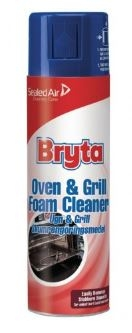 Bryta Oven & Grill Foam Cleaner - 500ml (Formerly 'Brillo')-0