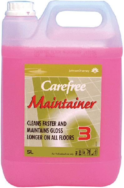 Carefree Floor Maintainer