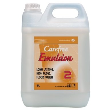 Carefree Satin Emulsion Polish