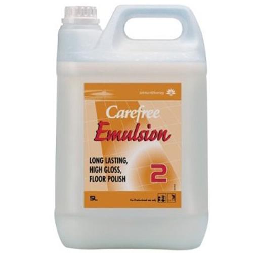 Carefree Emulsion Polish - 5L