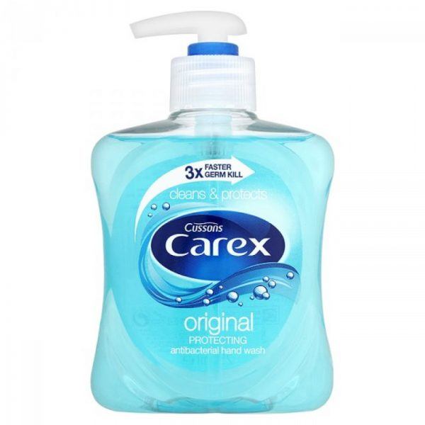 Carex Original Hand Soap - 250ml
