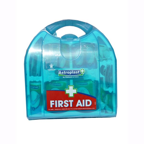 Standard First Aid Kit For Up To 10 People - Single