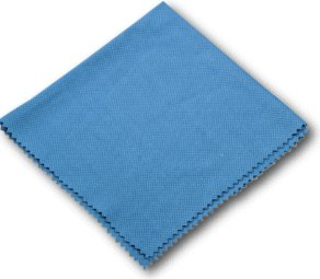 Glass Microfibre Cleaning Cloths - Single