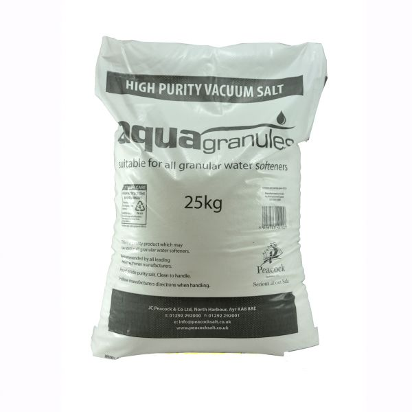 Hydrosoft Granular Salt 25kg - Single