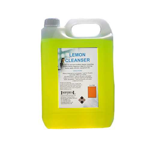 Lemon Multi Purpose Cleaner - 5L
