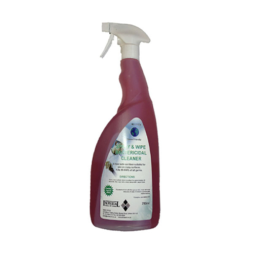 Imperial Spray & Wipe Bactericidal Cleaner - 6 x 750ml