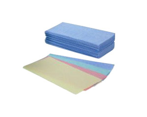 Green J Type Cloths - Pack of 50