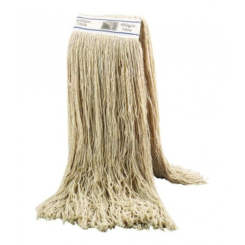 16oz Twne Kentucky Mop Head - Single