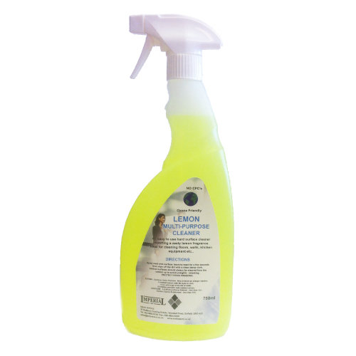 Imperial Lemon Multi Purpose Cleaner - 750ml-0