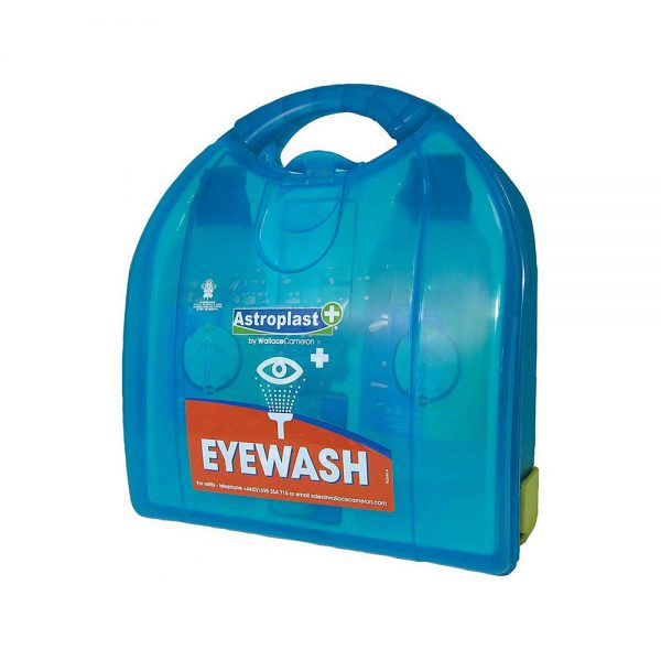 Mezzo Eyewash Dispenser Kit - Single