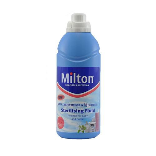 Milton Sanitiser - 6 x 1L