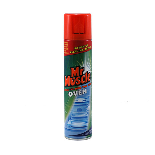 Mr Muscle Oven Cleaner