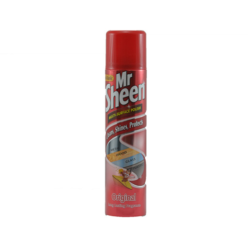 Mr Sheen Polish - 6 x 300ml