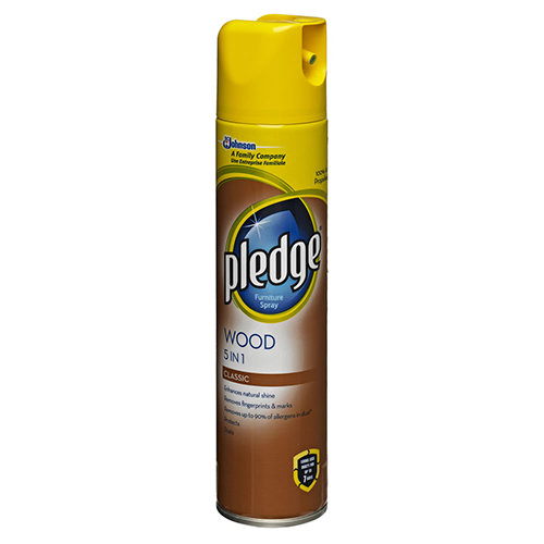 Pledge Wood Polish - 6 x 250ml