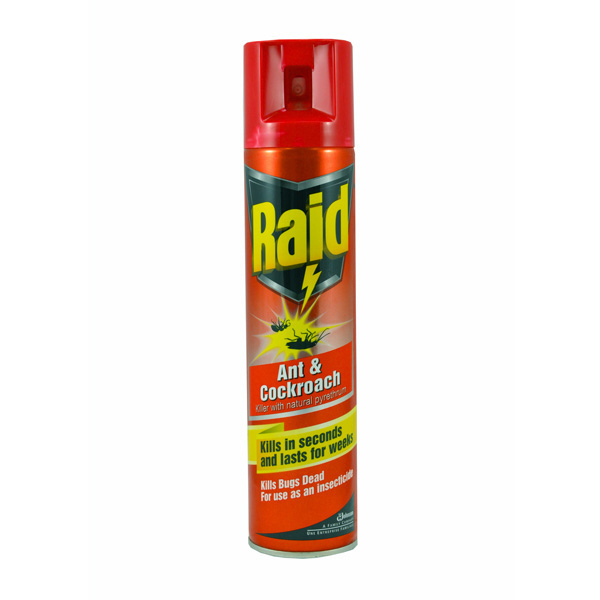 Raid Ant & Crawling Insecticide - 300ml