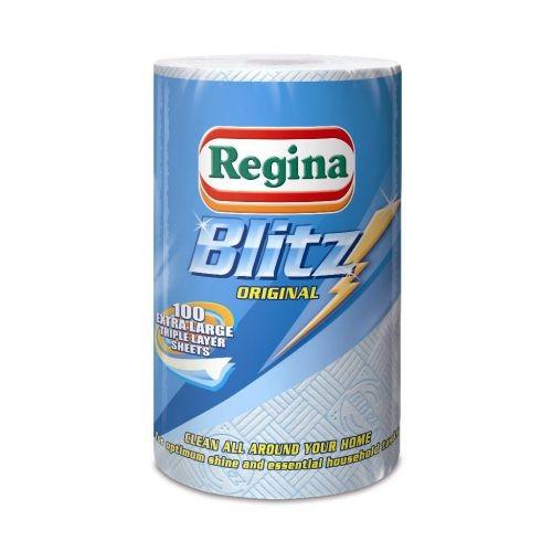 Regina Blitz Original Kitchen Roll - Case of 6-0