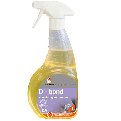 Selden D-Bond Chewing Gum Remover