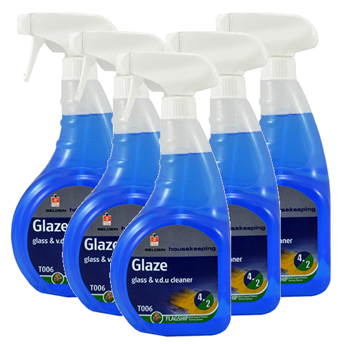 Selden Glaze Cleaner - 6 x 750ml