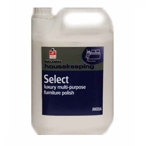 Selden Select Furniture Polish - 5L