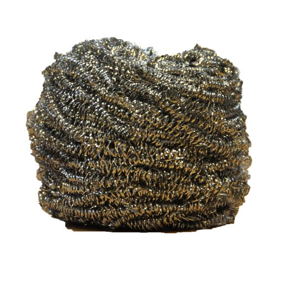 Stainless Steel Scourer - Pack of 10