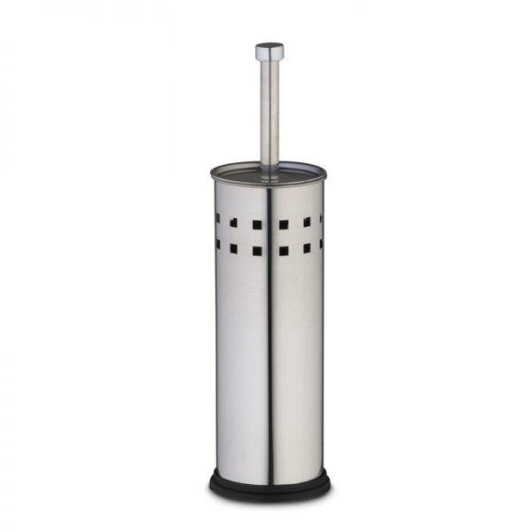 Stainless Steel Toilet Brush Set - Single