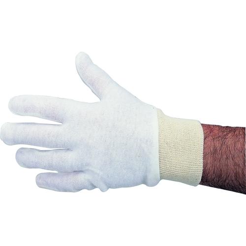 Stockinette Knit Wrist Gloves - Pair