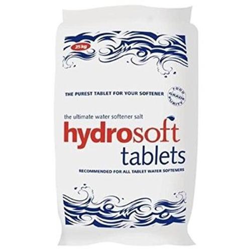 Hydrosoft Tablet Salt - 25KG-0