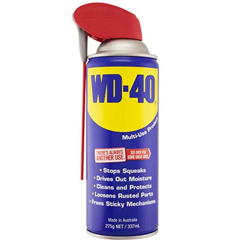 WD40 Aerosol Lubricant - 250ml