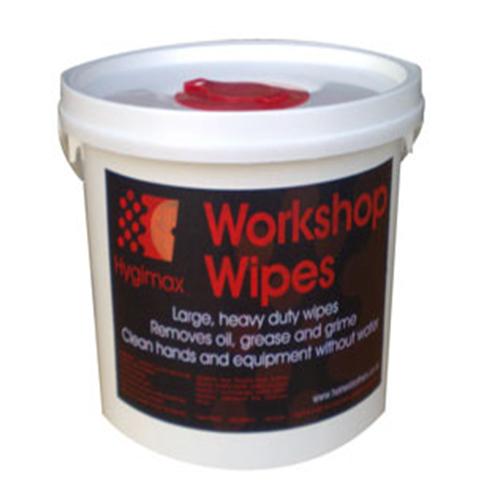 Hygimax Wrokshop Wipes - 100 Wipes