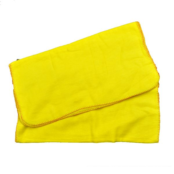 Premium Yellow Dusters - Pack of 10