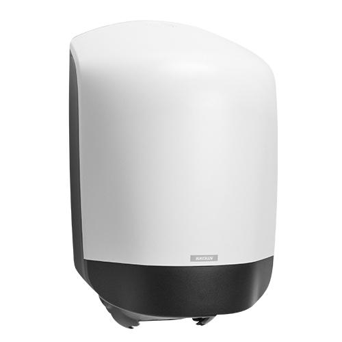 Katrin Inclusive White Centerfeed M Dispenser - 90120