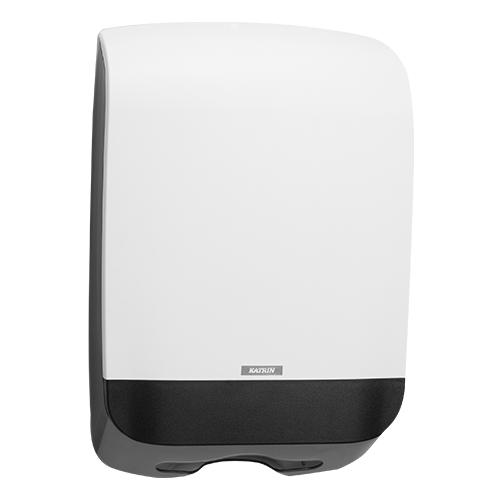 Katrin Inclusive White Hand Towel M Dispenser - 90168