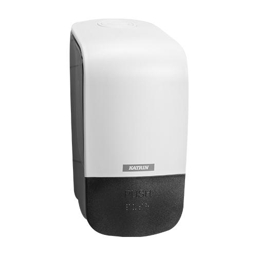 Katrin Inclusive White Soap Dispenser 500ml - 90205